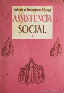 Caderno do Ressurgimento Nacional - Assistência Social