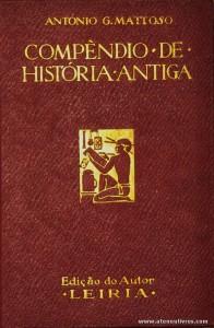 Compêndio de História Antiga
