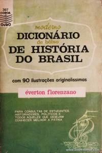 Éverton Florenzano - Moderno Dicionário de Bolso de História do Brasil «€5.00»