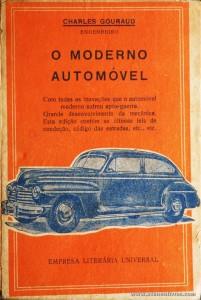 O Moderno Automóvel