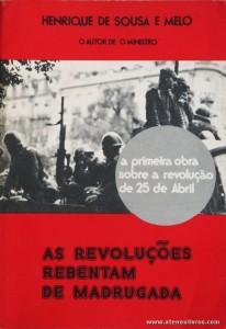 As Revoluções Rebentam de Madrugada