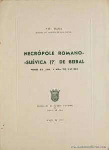 Necrópole Romano-Suévica (?) de Beiral