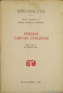 Poesias Cartas Chilenas
