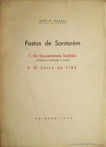 Fastos de Santarém