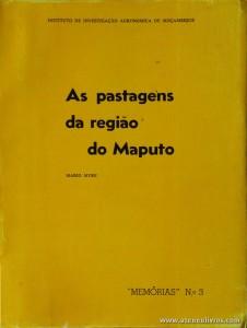 As Pastagens da Região do Maputo