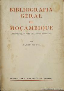 Bibliografia Geral de Moçambique