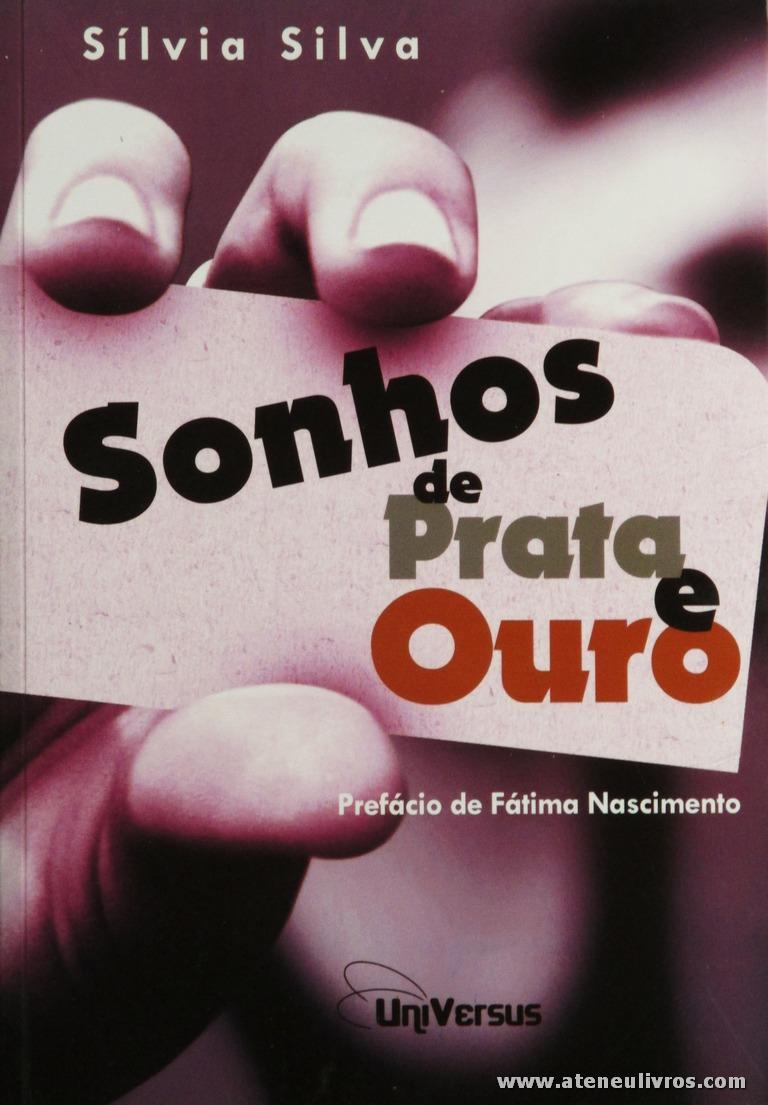 Sílvia Silva - Sonhos de Prata e Ouro «€5.00»