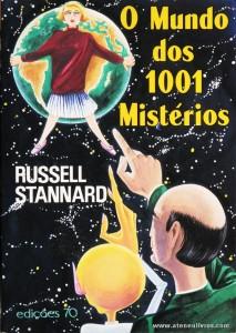 Russell Stannard - o Mundo dos 1001 Mistérios «€5.00»