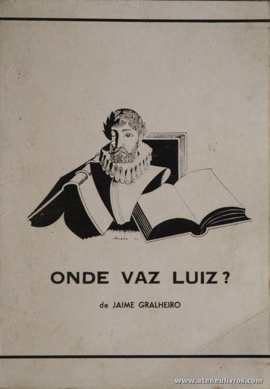 Onde Vaz Luiz?