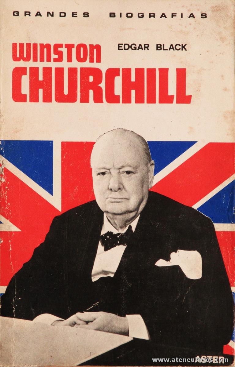 Edgar Black - Winston Churchill «€10.00»