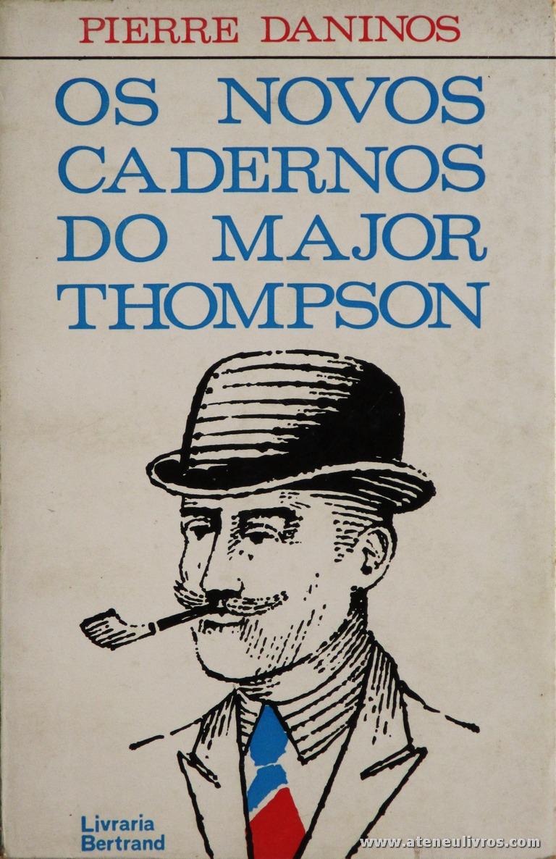 Pierre Daninos - Os Novos Cadernos do Major Thompson «€5.00»