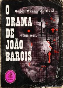Roger Martin Du Gard - O Drama de João Barois «€5.00»