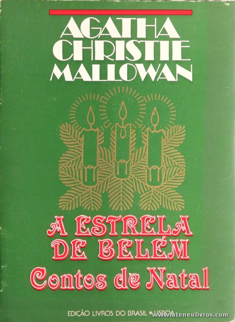 Agatha Christie - A estrela de Belém ( Contos de Natal) «€5.00»