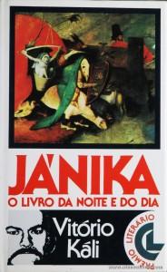 Vitório Káli - Ja'Nika - O Livro da Noite e do Dia «€5.00»