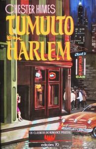 Chester Himes - Túmulo em Harlem «€5.00»