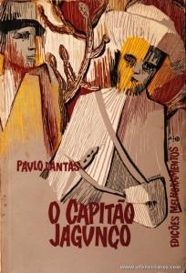Paulo Dantas - O Capitão Jagunço «€5.00»