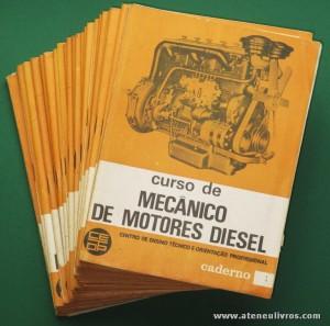 Curso de Mecânico de Motores Diesel