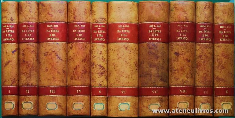 Da Letra e da Livrança (Segunda a Lei Uniforme e o Código Comercial)
