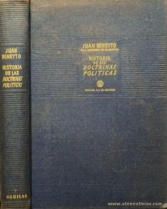 História de Las Doctrinas Politicas