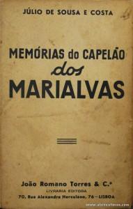 Memórias do Capelão dos Marialvas