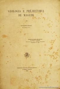 Geologia e Pré-História de Magude