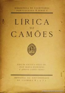 Líricas de Camões