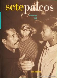 Sete Palcos - Revistas - N.º2 de Março - 1998 - (Cena Lusófona) - «€15.00»