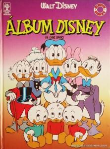 Álbum Disney de Carl Barks «€5.00»