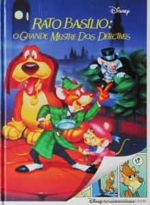 Rato Basílio - O Grande Mestre dos Detectives «€5.00»