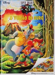 Super Baloo - O Vulcão de Ouro «€5.00»