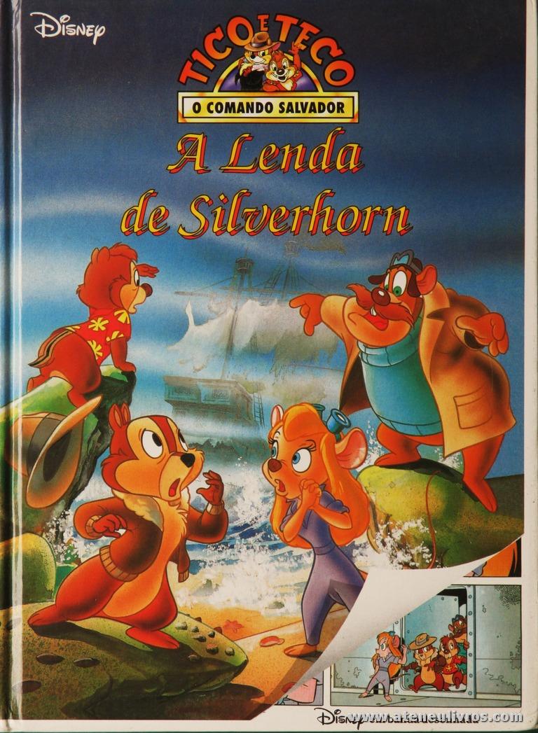 Tico e Teco - A lenda de Silverhorn «€5.00»