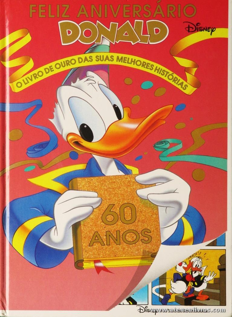 Donald Feliz Aniversário «€5.00»
