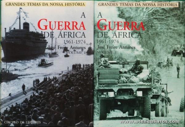 A Guerra de África 1961-1974
