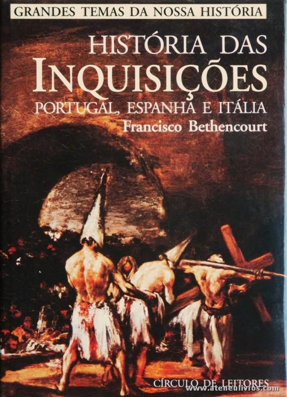 História das Inquisições Portugal, Espanha e Itália