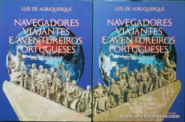 Navegadores Viajantes e Aventureiros Portugueses