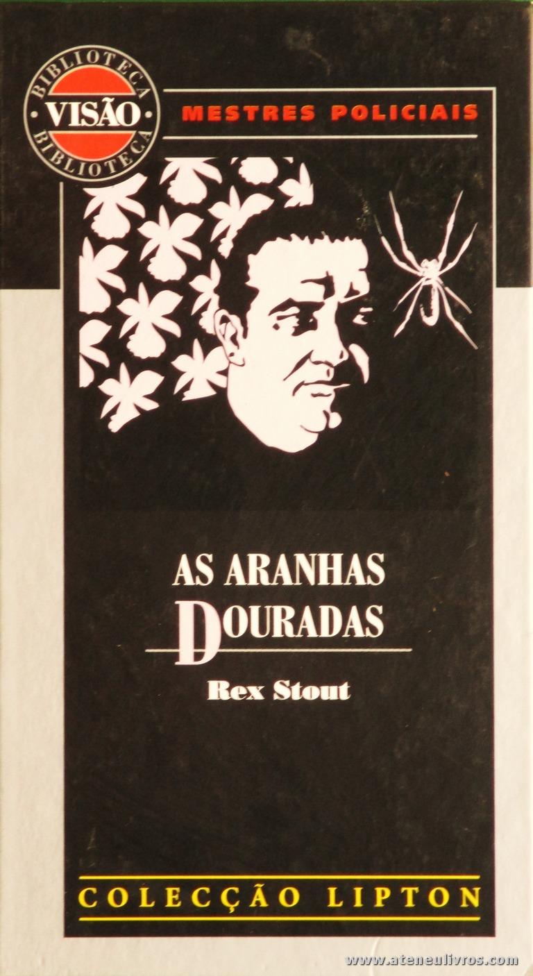 Rex Stout - As Aranhas Douradas «€5.00»