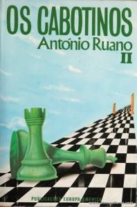 António Ruano - Os Cabotinos II «€8.00»