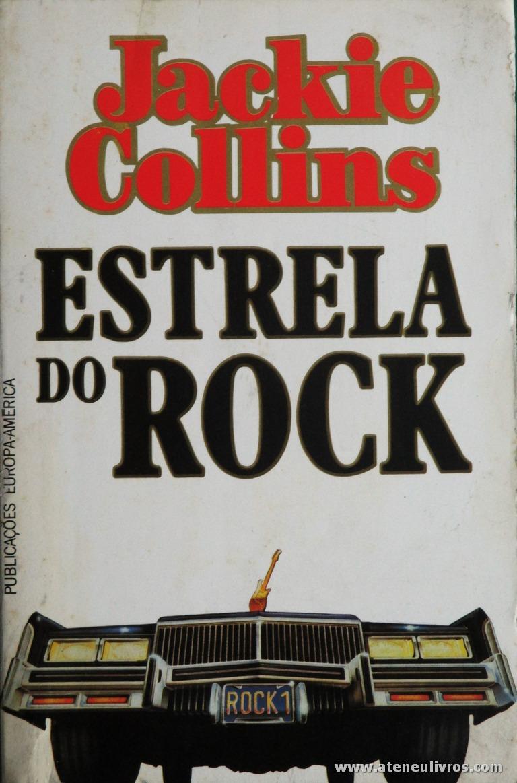 Jackie Collins - Estrela do Rock «€5.00»