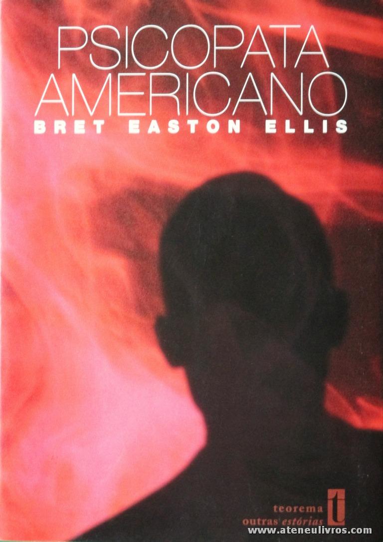 Bret Easton Ellis - Psicopata Americano «€8.00»