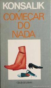 Konsalik - Começar do Nada «€5.00»