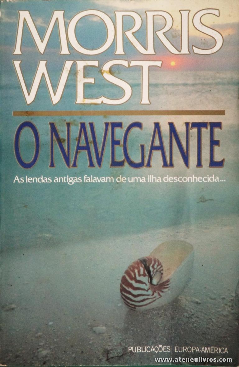 Morris West - O Navegante «€5.00»