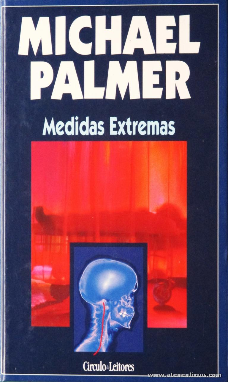 Michael Palmer - Medidas Extremas «€5.00»