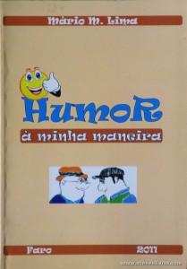 Mário M. Lima - Humor a Minha Maneira «€5.00»