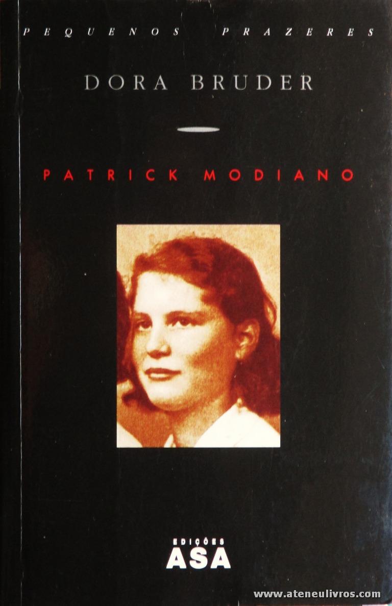 Dora Bruder - Patrick Modiano €5.00»
