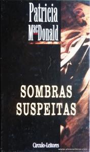 Patricia Mac Donald - Sombras Suspeitas «€5.00»