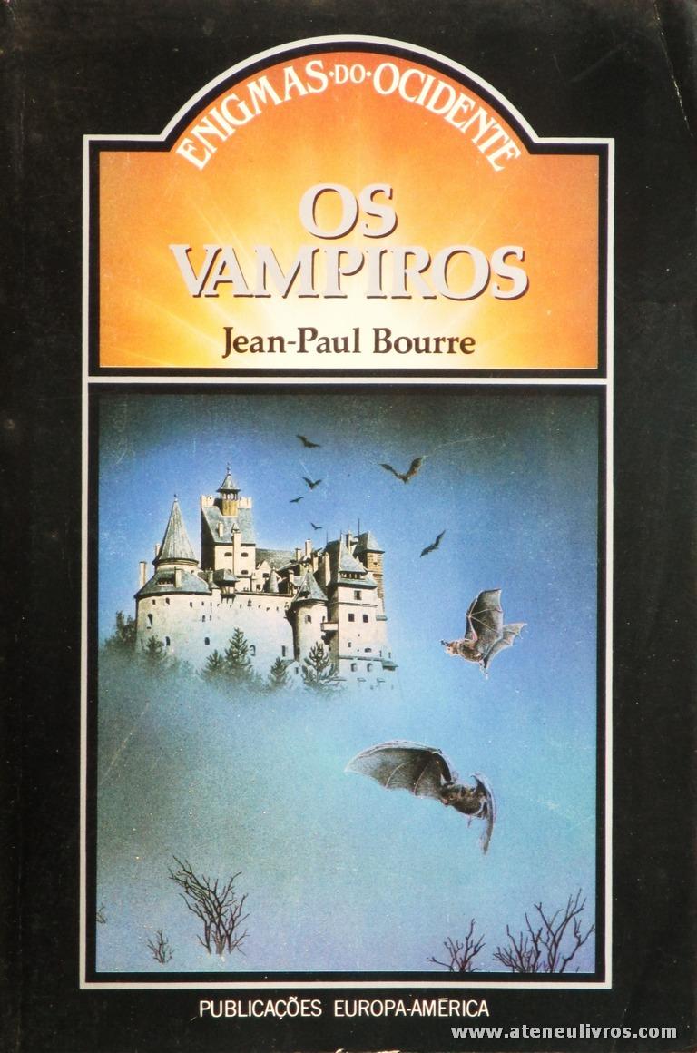 Jean-Paul Boure - Os Vampiros «€5.00»