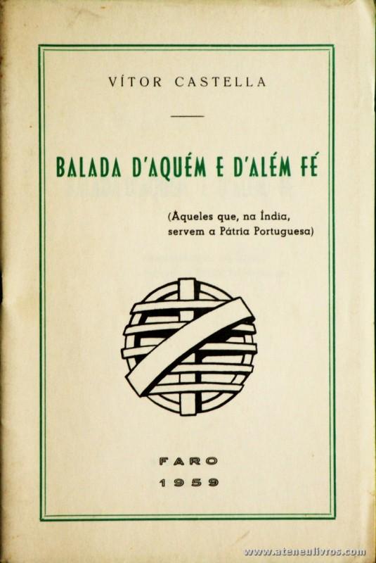 Balada D'Aquém e D'Além Fé