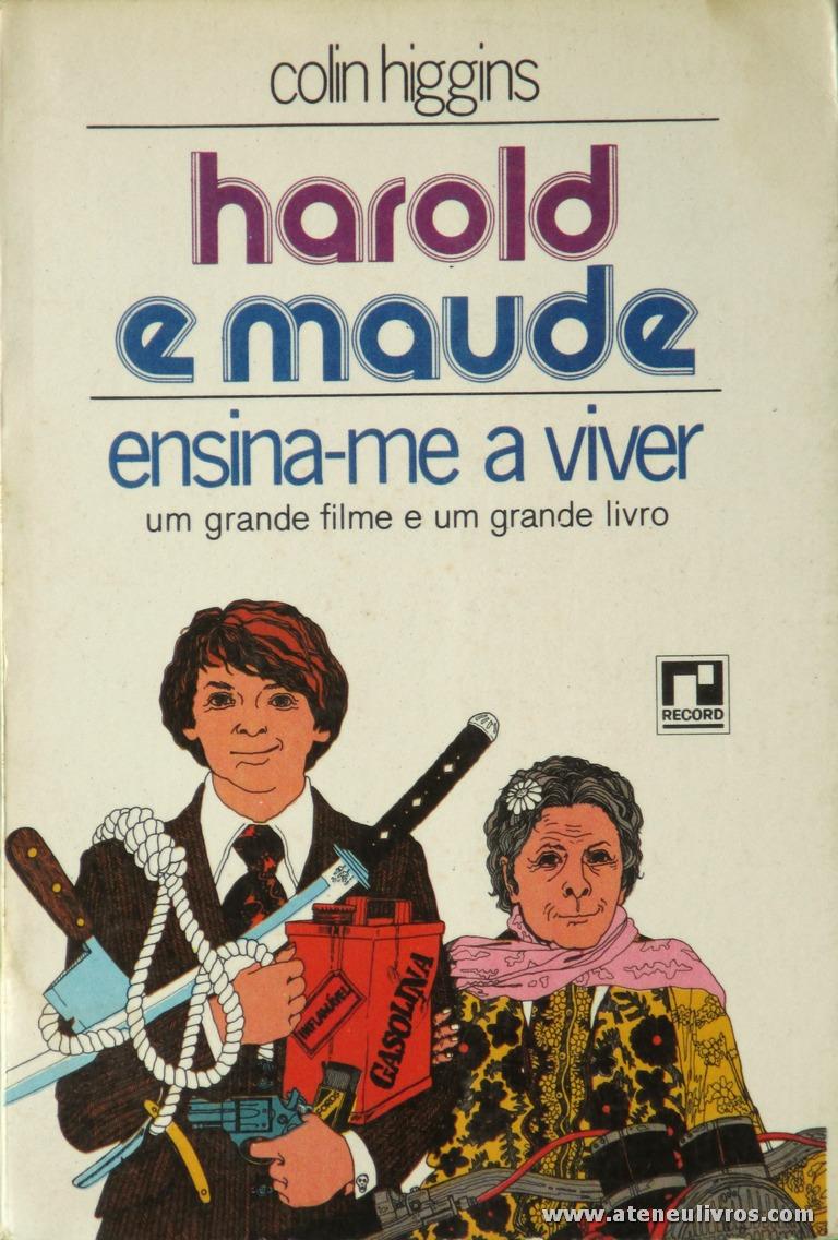 "Colin Higgions - Harold e Maude ""Ensina-me a Viver"" «€5.00»"