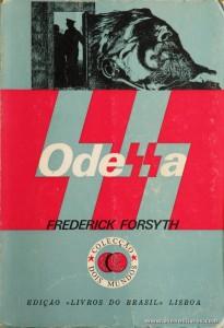 Frederick Forsyth - Odetta «€5.00»