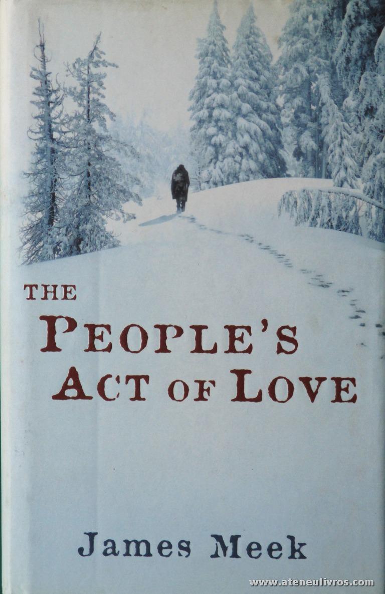 James Meek - The People's Act Of Love «€8.00»